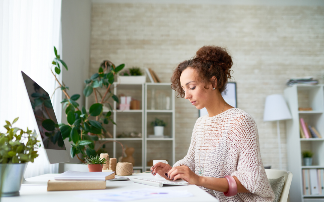 Maintaining health while working from home: 8 tips