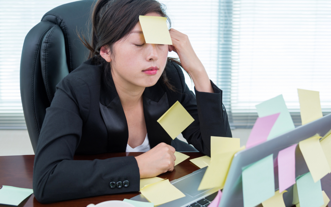Stress Can Make You Sick. Take Steps to Reduce It.